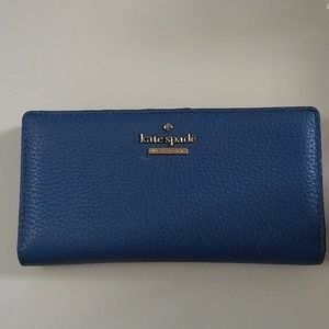 NWT Kate Spade Jackson Street Stacy Wallet
